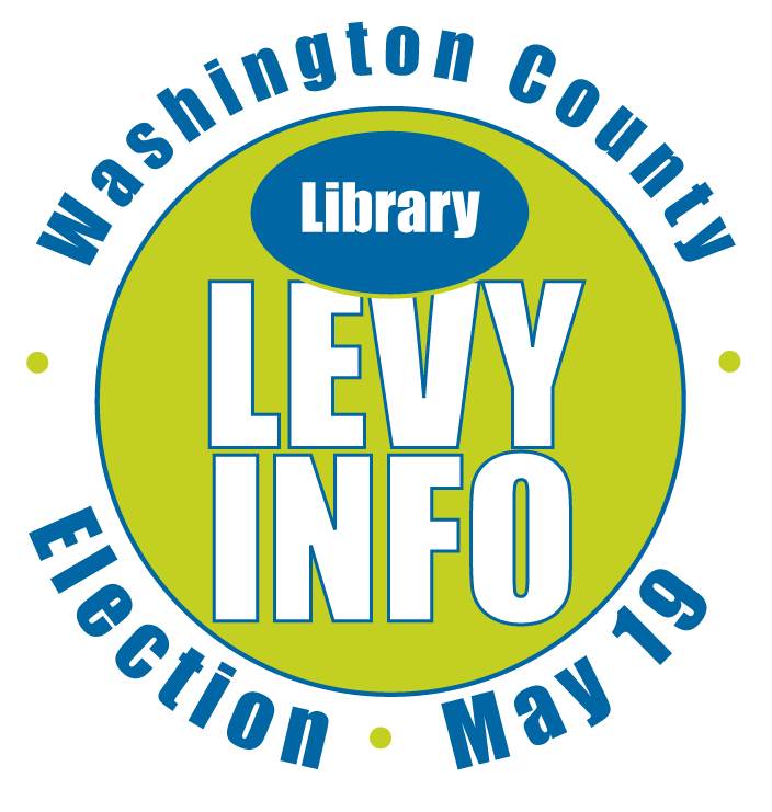 Washington County Library Levy Info Election May 19, 2020