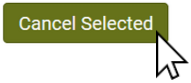 Cancel selected button in alternate catalog
