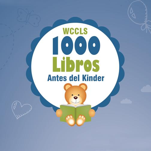1000 Libros Antes del Kinder (español)