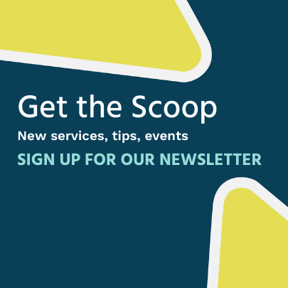 Sign up for our patron newsletter