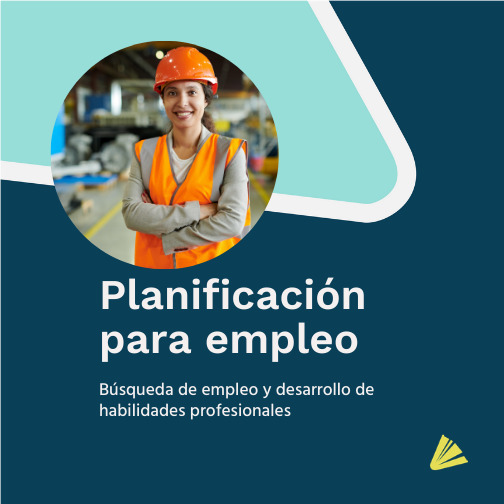 Explore Job Builder - Spanish