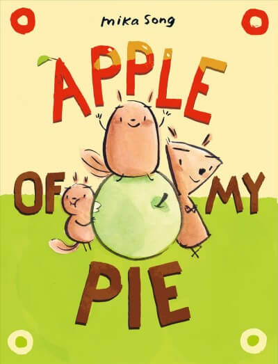 Cover image of Apple of My Pie by Mika Song