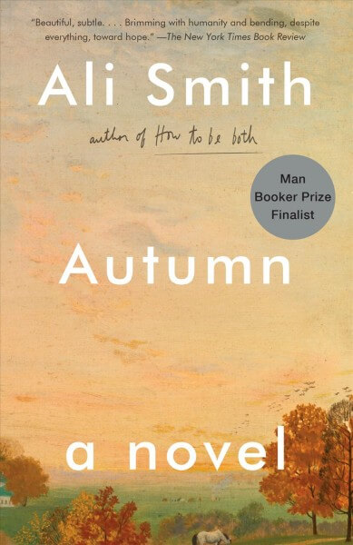 Cover image of Autumn by Ali Smith