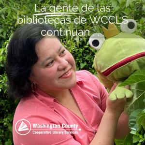 ¡Conozca a Rocío Espinoza!