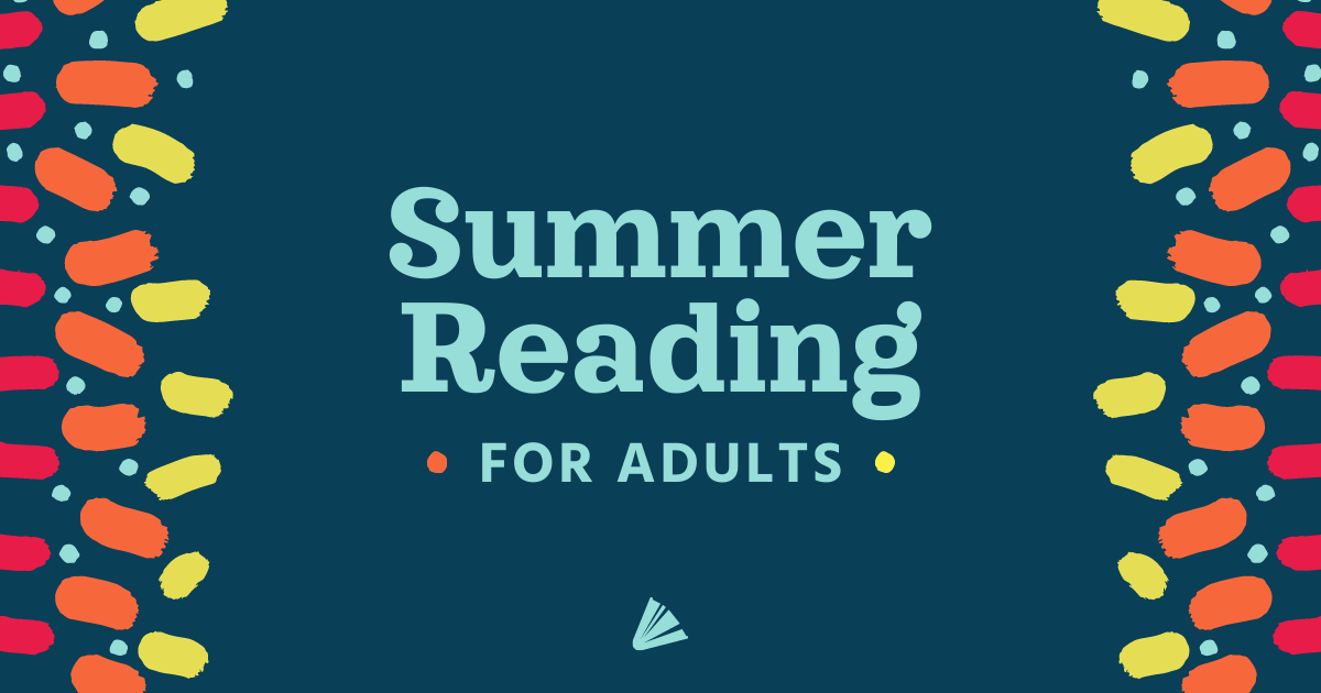Summer Reading for Adults at WCCLS
